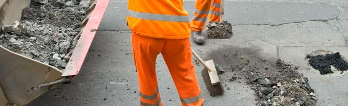 Nettoyage chantier