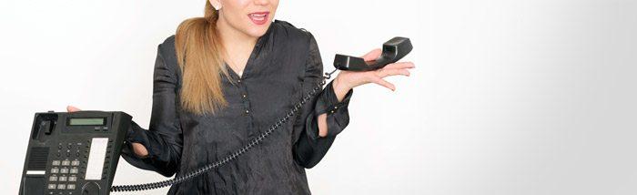 Standard téléphonique professionnel