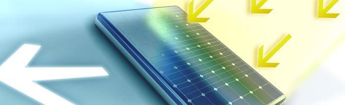 cellule photovoltaique