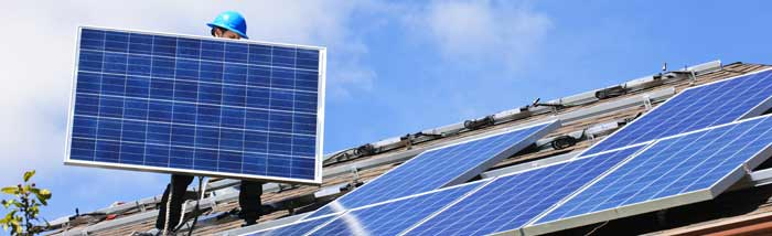 entreprises panneaux solaires
