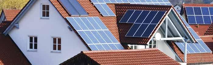 installation panneau solaire maison