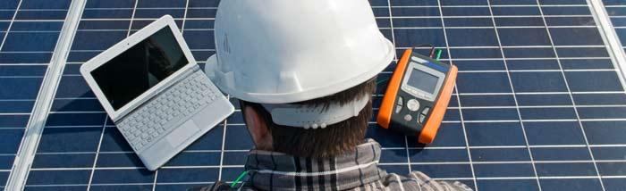 panneaux photovoltaïques rendement