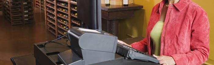 Logiciel de caisse enregistreuse tactile pour commerces alimentaires