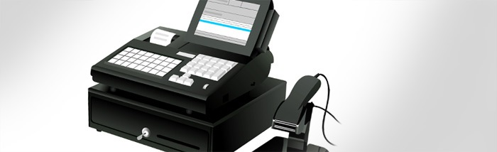TPV caisse enregistreuse