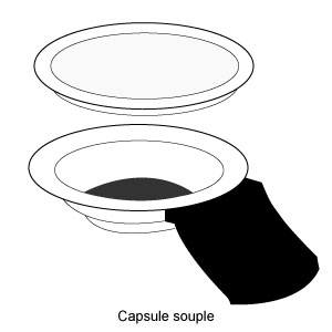 dosette souple