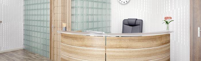 bureau d accueil la premi re image de votre entreprise. Black Bedroom Furniture Sets. Home Design Ideas