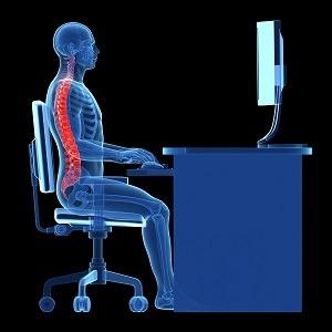 Am liorer l 39 ergonomie d 39 un poste de travail ou d 39 une for Chaise de travail ergonomique