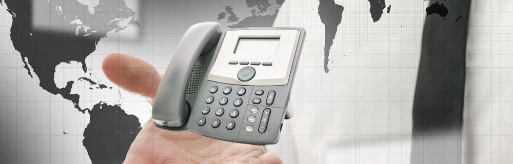 Central téléphonique