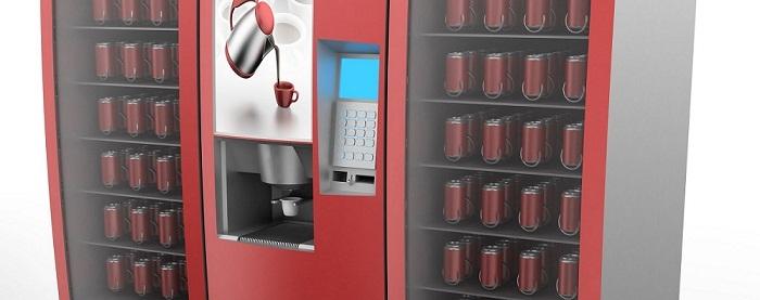 distributeurs de boissons chaudes et froides