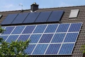 solaire thermique et photovoltaïque
