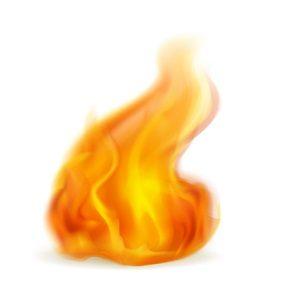 détecteur flamme