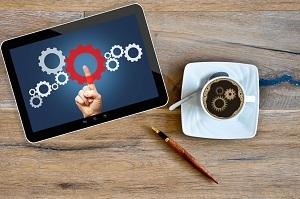 café tablette