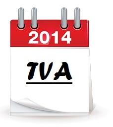 TVA 2014 Belgique