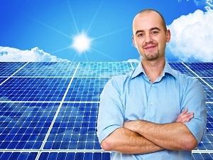 client photovoltaique fournisseur electricite