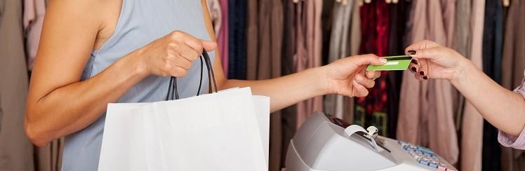 Kassasysteem kledingwinkel