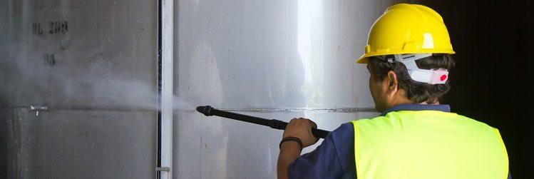 Industriele reinigingsbedrijven