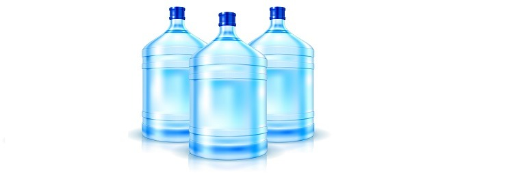 Waterkoeler flessen