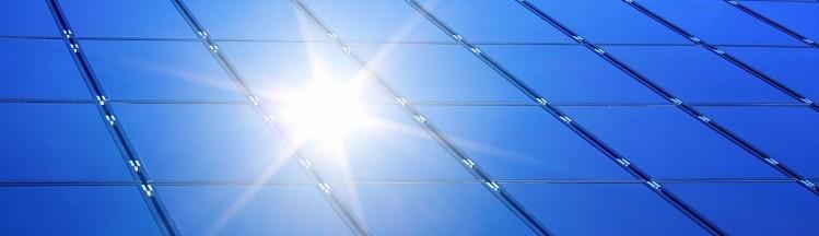 Vermogen van zonnepanelen