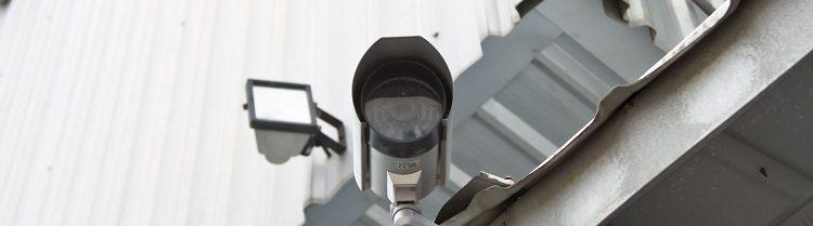Camera met bewegingssensor