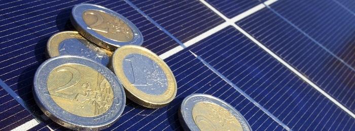 Subsidieregeling zonnepanelen